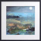 John Lewis Lesley Birch - Time & Tide Framed Canvas Print, 50 x 50cm