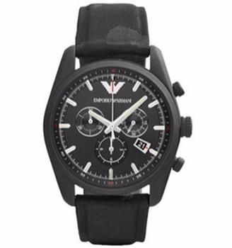 Emporio Armani Men's Emporio Sport Canvas Watch AR6051