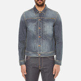 Nudie Jeans Sonny Trucker Jacket Blue Friend