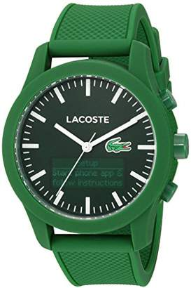 Lacoste Men's 2010883 12.12 - TECH Analog-Digital Display Quartz Watch