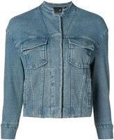 AG Jeans denim jacket - women - Cotton - XS