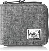 Herschel Men's Walt RFID Blocking Full Zip Wallet