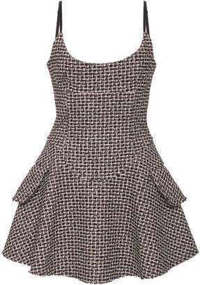 Alexander Wang Tweed Mini Dress