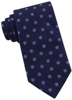 Michael Kors Narrow Polka Dot Tie