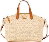 Dooney & Bourke Tapestry Satchel