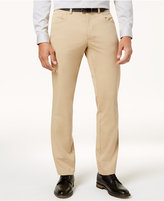 INC International Concepts Men's Stretch Slim-Fit 5 Pocket, Created for Macy's
