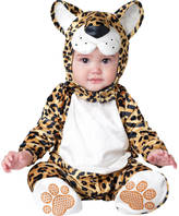 Time To Dress Up Baby's Leopard Dress Up Costume