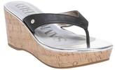 Sam & Libby Women's Raley Heeled Thong Sandals