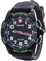 Wenger LED Nomad Compass Watch (For Men)
