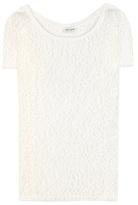 Saint Laurent Mesh T-shirt