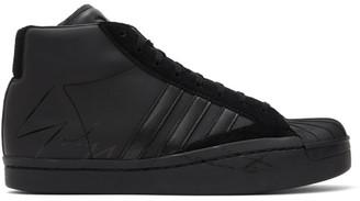 Y-3 Black Yohji Pro Sneakers