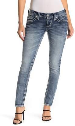 Rock Revival Embellished Skinny Jeans
