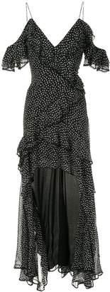 Jonathan Simkhai layered style gown
