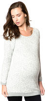 A Pea in the Pod Raglan Sleeve Maternity Sweater