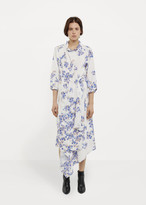 Vetements White Floral Dress