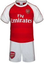 Arsenal F.C. Arsenal Football Club Official Soccer Gift Boys Kids Kit Pajamas 12-13 Yrs