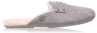 Just Sheepskin Helena Mule Slippers