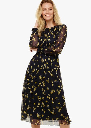 Phase Eight Livi Ditsy Print Dress