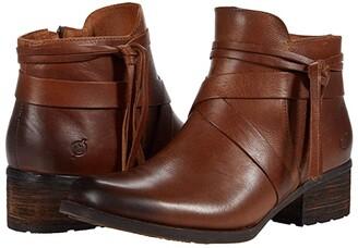 Børn Montilla (Natural Full Grain) Women's Boots