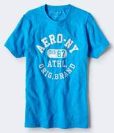 Aeropostale Aero-NY Athletic Graphic Tee