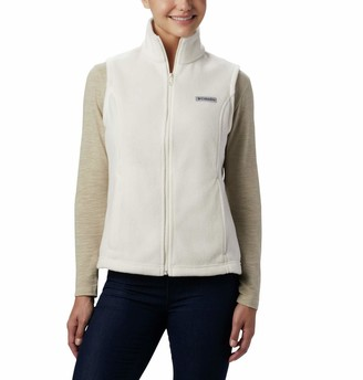Columbia Women's Plus Size Benton Springs Soft Fleece Vest