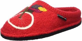 Haflinger Women's Flair Radl Open Back Slippers