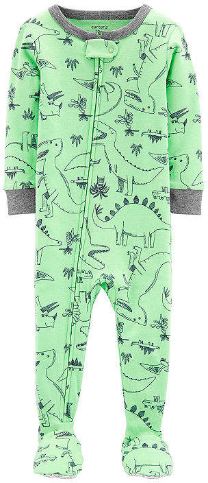 1f91098c8 Carter's Green Boys' Pajamas - ShopStyle