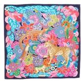 Salvatore Ferragamo Women's No Nilde Print Silk Scarf
