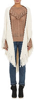 Ulla Johnson WOMEN'S MARTINA MERINO WOOL-BLEND SHAWL