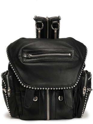 Alexander Wang Studded Leather Backpack