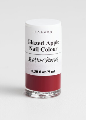 And other stories Glazed Apple Nail Polish