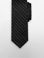 Calvin Klein Steel Etched Windowpane Tie