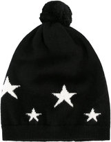 Chinti and Parker Star Intarsia hat - women - Cashmere - One Size