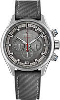 Zenith 03.2282.400/91.R578 El Primero Sport stainless steel and rubber watch