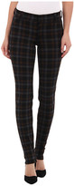 KUT from the Kloth Trouser Plaid Ponte Skinny