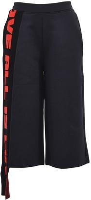 Stella McCartney Cropped Sweat Pants