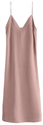 Cuyana Silk Slip Dress