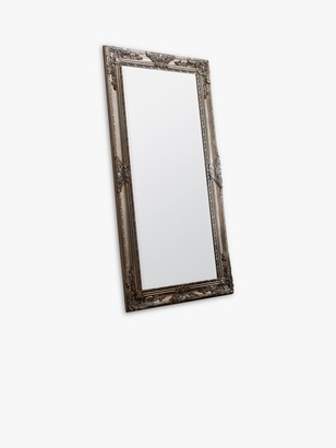 Unbranded Hampshire Rectangular Decorative Frame Leaner / Wall Mirror, 170 x 84cm