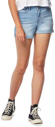 Lee Mid Thigh Short Varsity Blue