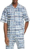 Barena Venezia Camicia Mola Short Sleeve Button-Up Shirt