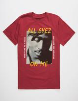 Bravado 2Pac All Eyez On Me Mens T-Shirt