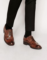 Frank Wright Leather Brogues