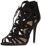 Qupid Women's Ara-148x Dress Sandal