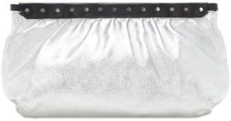 Isabel Marant Luz Leather Clutch