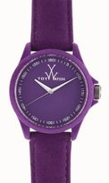 Toy Watch ToyWatch Women's PE06VL Sartorial Only Time Velvet Watch