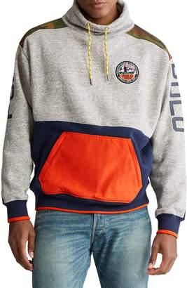 Polo Ralph Lauren Polo Terrain Cotton-Blend Fleece Sweatshirt
