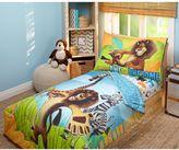 Madagascar Behold My Mane 4-pc. Toddler Bedding Set
