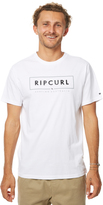 Rip Curl Underline Blade Mens Tee White