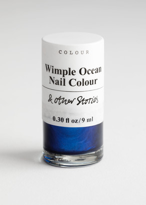And other stories Wimple Ocean Nail Polish
