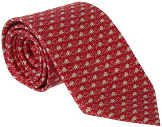 Salvatore Ferragamo Patterned Tie